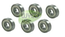 "6-PACK, BALL BEARINGS TO FIT JOHN DEERE L120, L 120 TRACTORS WITH 48"" DECK, Z-40"