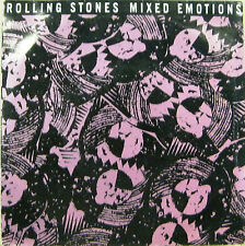 """ROLLING STONES """"MIXED EMOTIONS""""  7' Holland mint"""