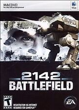 Battlefield 2142 - Mac Electronic Arts Video Game