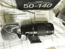 Fuji XF 50-140mm F2.8 R LM OIS WR lens - excellent condition