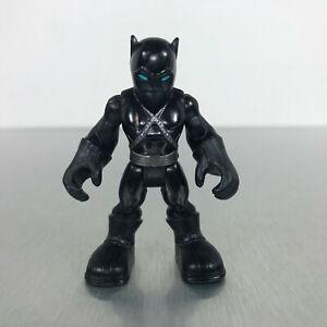 Playskool Marvel Super Hero Adventures BLACK PANTHER figure original version