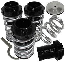 1990-1997 Mazda Miata Mx-5 Mx5 Scale Coilover Springs Lowering Silver Drop Kit