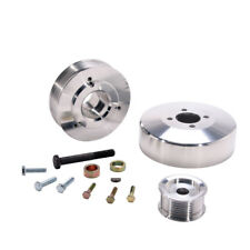 1997-2003 Ford Expedition BBK Underdrive Pulley Kit Free Shipping 15550
