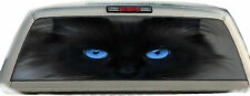 Cat Eyes #01 Rear Window Vehicle Graphic Tint Truck Stickers Decals