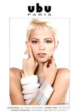 Publicité contemporaine bijou Ubu 2009 issue de magazine