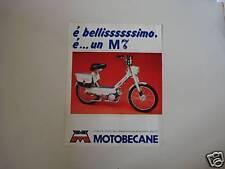 advertising Pubblicità 1978 MOTOBECANE M7 M 7