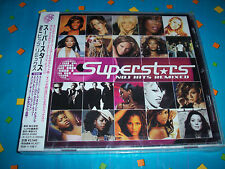 Superstars No.1 Hits Remixed CD Import  Japan OBI Strip 19 Tracks 2005 NEW