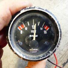 BMW R 90 S Voltmeter Motometer K 103/32301