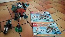 LEGO Legends of Chima - 70143 - Le robot Tigre de Sir Fangar - Complet