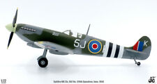 Spitfire MK IXc LDR.Johnny Plagis RAF No.126th Squadron June 1/72 JCW-72-SPF-001