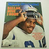 Sports Illustrated August 18 1986 Herschel Walker Dallas Cowboys
