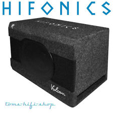 HIFONICS Vulcan VX690R 6x9 Mini Auto Subwoofer Bassreflex 400 Watt Kompakt PKW