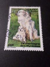 FRANCE 1999, timbre 3285, CHIEN MONTAGNE PYRENEES, oblitéré, VF STAMP, DOG