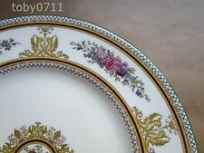 """WEDGWOOD COLUMBIA W595  10¾"""" DINNER PLATES - FIRST QUALITY (Ref403)"""
