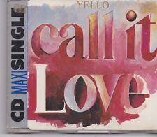 Yello-Call It Love cd maxi single