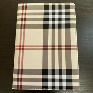 """iPad PRO 12.9"""" (2020 & 2021 model) Squared Rotating Stand Cover Case Folio Pouch"""