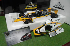 F1 RENAULT RE 20 TURBO 1980 Grand prix France Arnoux 1/18 EXOTO 97091 voiture