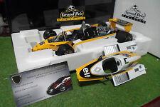 F1 RENAULT RE 20 TURBO 1980 Grand prix France Arnoux 1/18 EXOTO 97091 voiture