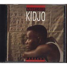 ANGELIQUE KIDJO - Parakou - CD 1990 NEAR MINT CONDITION