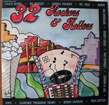 Compilation Pop Doo Wop & 50s Rock 'n' Roll LP Records