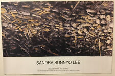 Sandra Sunnyo Lee. Goldstrom Inc. Gallery poster (circa 1997)