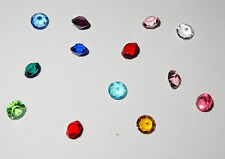 Pack of 12 Birthstones - One of Each Month - Fit Origami Owl Lockets 5mm Size