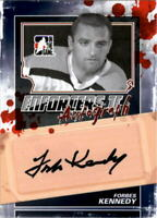 2013-14 ITG Enforcers Autographs #AFK Forbes Kennedy Auto