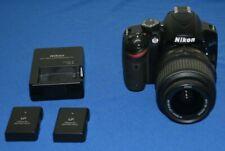 Nikon D3200 VR Camera w/32gb card ( No Reserve)