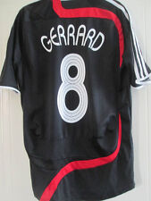 Liverpool 2007-2008 Away Football Shirt Size Small CL Gerrard  /38094