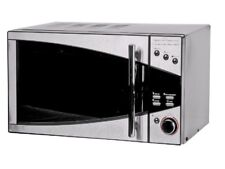 DELONGHI P80T5A 20 litre 800w microwave -silver/black NEW free delivery