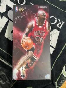 Enterbay NBA Michael Jordan Real Masterpiece 1/6 Scale