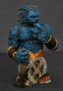MARVEL UNIVERSE BEAST ASTONISHING X-Men Bust DIAMOND statue Cyclops Wolverine