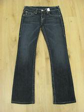 ** TRUE RELIGION ** top modische Luxus Jeans, blau Größe 29