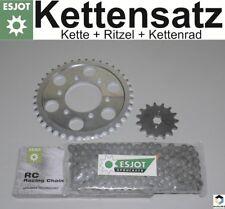 Kettenkit MZ MuZ SM 125 Supermoto, Übersetzung 16/49 (serie), Kette verstärkt