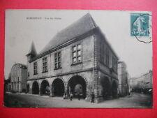 MIRECOURT  :  Les Halles.......VO.1914.