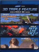 Samsung IMAX 3D Triple Feature: Galapagos, Into the Deep, Mummies: Secrets of th