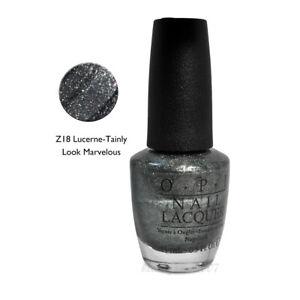 OPI Nail Polish Z18 Lucerne Tainly Look Marvelous 0.5oz