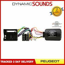 CTSPG007.2 Kenwood Lenkung Kontrolle Adapter Für Peugeot 207 208 307 308 407 807