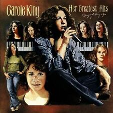 CAROLE KING Her Greatest Hits Songs Of Long Ago CD BRAND NEW