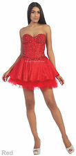 ! SALE ! GRADUATION CUTE SHORT PARTY BRIDESMAID HOMECOMING PROM DRESS UNDER $100