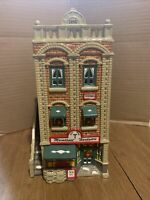 Mainstreet Hardware Store Dept 56 Snow Village: 1990 no box wxcelent condition