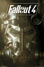 FALLOUT 4 - KEY ART POSTER - 22x34 VIDEO GAME 14724