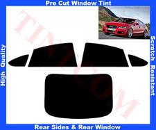 Pre-Cut Window Tint Audi A5 5 Doors 2011-... Rear Window & Rear Sides Any Shade