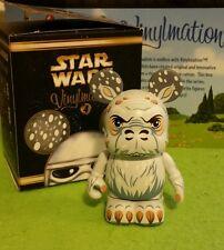 "DISNEY VINYLMATION Park - 3"" Star Wars Set 4 Empire Strikes Back Tauntaun w/ Box"