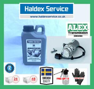 genuine VW Audi Skoda Haldex AWD feeder pump oil kit rear axle coupling 4 gen