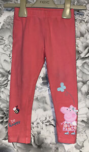 Girls Age 18-24 Months - Peppa Pig Leggings