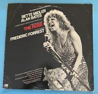 LP RECORD - BETTE MIDLER - THE ROSE - ORIGINAL SOUNDTRACK RECORDING
