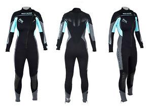 Body Glove Evx Front Zip 3mm Wetsuit Women's Wetsuit Diving Suit Surf Kite