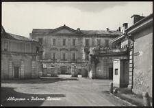 cartolina ALBIGNANO palazzo leonino