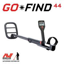 Minelab Go-Find 44 Metal Detector direct from UK Distributor